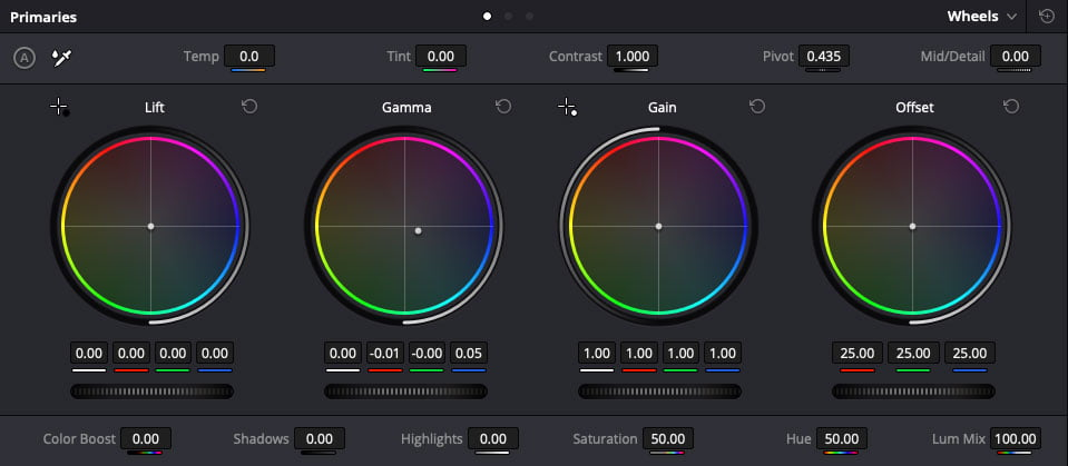 """Featured image for """"Color Grading"""""""